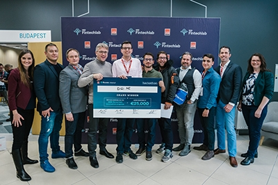 Digi.me Hungary MKB Hackathon winners
