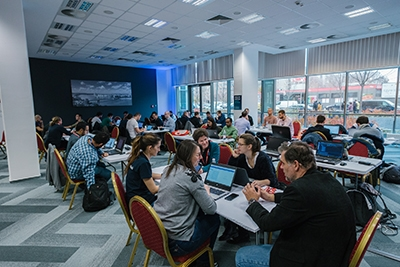 Hungary Hackathons MKB Fintechlab