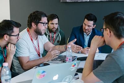 Hackathons Energy Fintech