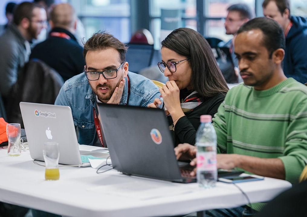 Hackathon Hungary MKB Fintechlab