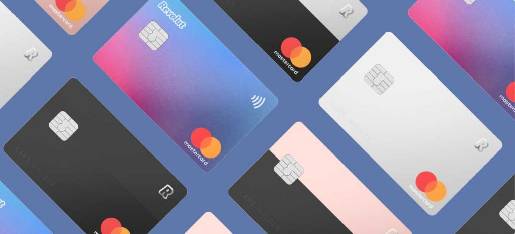 Revolut Cards Disruption Banking