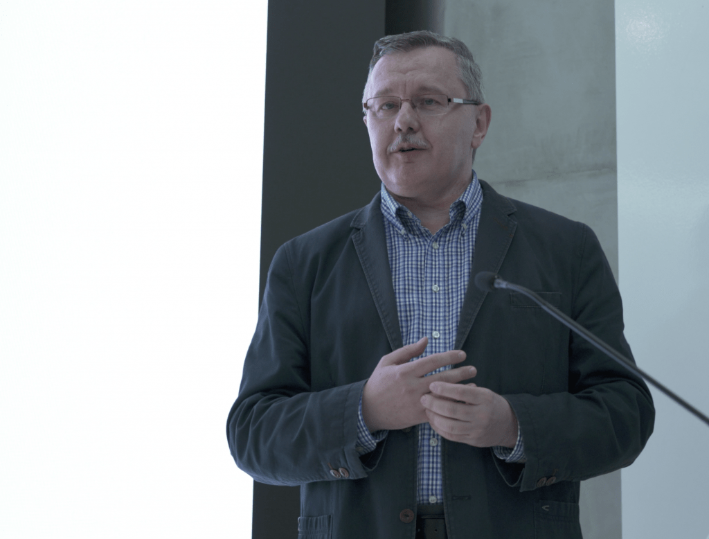 Krzysztof Araszewicz, Banking Industry Solutions Architect at IBM