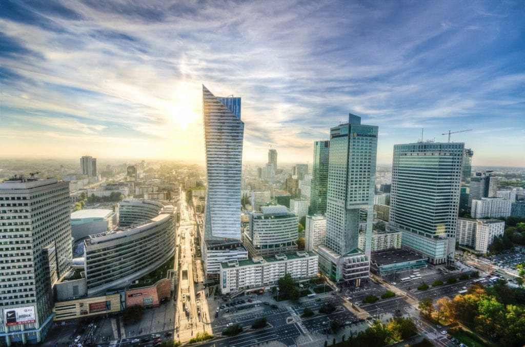 Warsaw is the Best City in Europe!!!