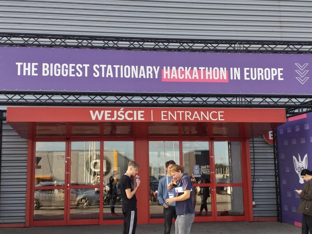 Hackathon CEE HackYeah Poland