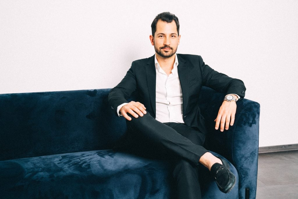 Márton Suppan Peak Financial Services Hungary Founder CEO