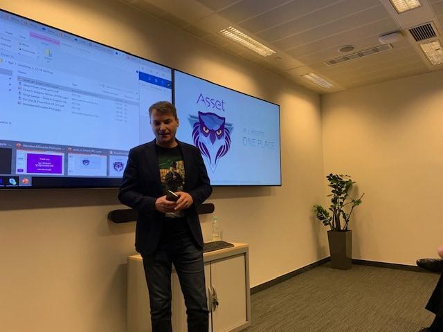 Wandlee Parcela Ja Warsaw Fintech Dragon Day Data Invision Asset Fintech Workbee Ninja Lender PwC