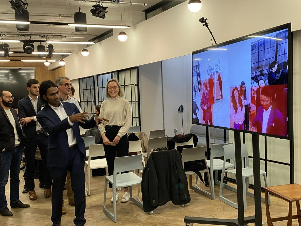 AInfinity LEIN DisruptionBanking Startups Fintech London